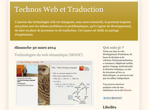 Technos Web et Traduction